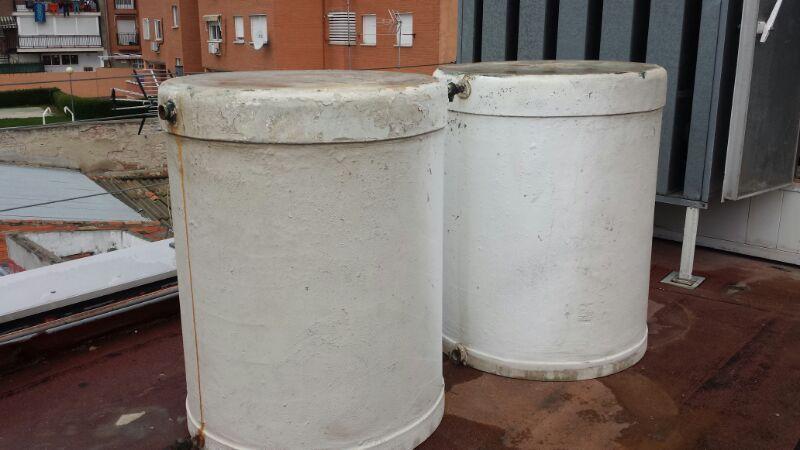 Retirada de dep sitos de fibrocemento retirada de - Precios de depositos de agua ...