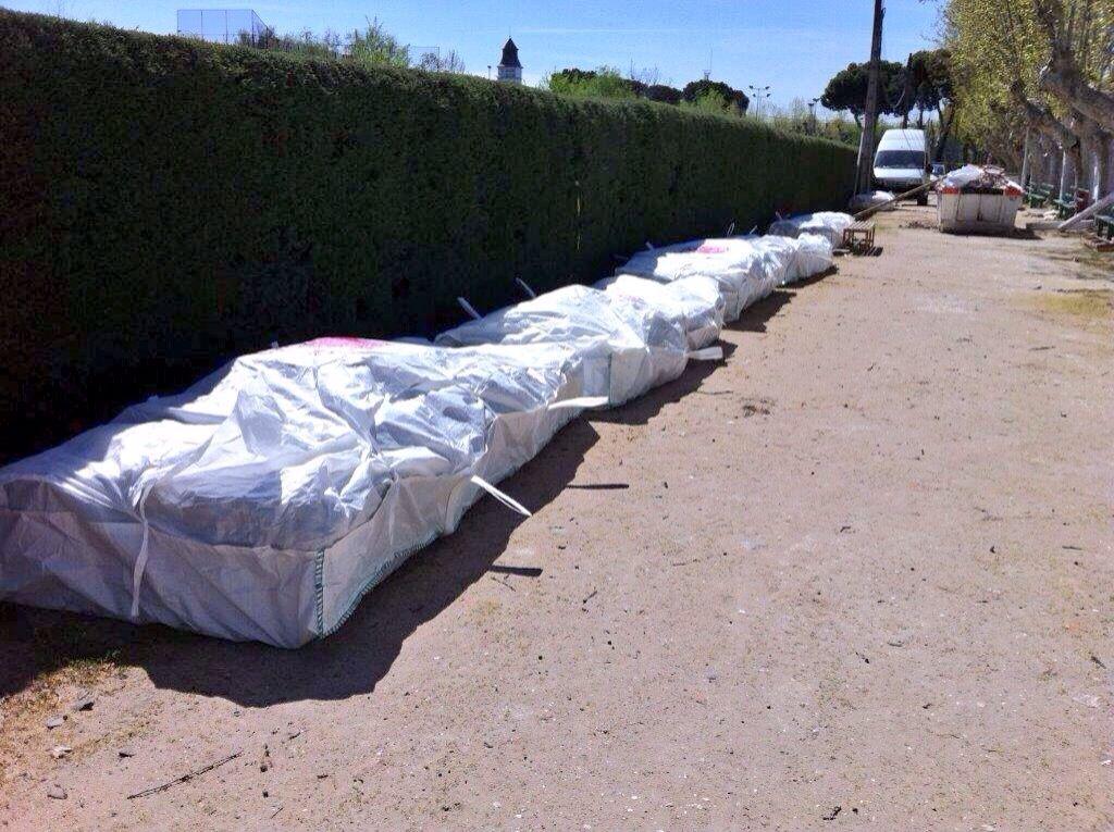 Gesti n de residuos en la retirada de uralita retirada de for Fibrocemento sin amianto