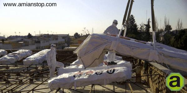 Peligros de retirar uralita de mi casa retirada de for Fibrocemento sin amianto